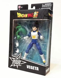 Muñeco Articulado Vegeta Dragon Ball Z. 17 Cm.