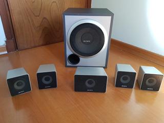 Parlantes Sitema Audio Sony 680