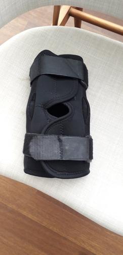 Rodillera Ortopédica Doble Velcro Talla S