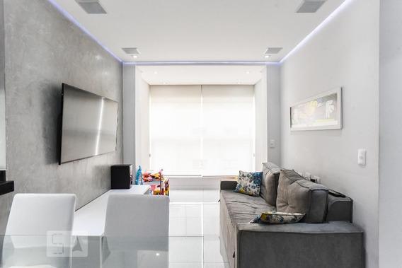Apartamento No 12º Andar Mobiliado Com 1 Dormitório E 1 Garagem - Id: 892974613 - 274613