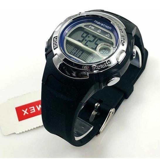 Relógio De Pulso Timex Marathon Tw5m14300 Com Caixa Original
