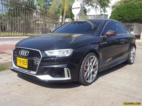Audi Rs3 Rs3 2.5 Turbo