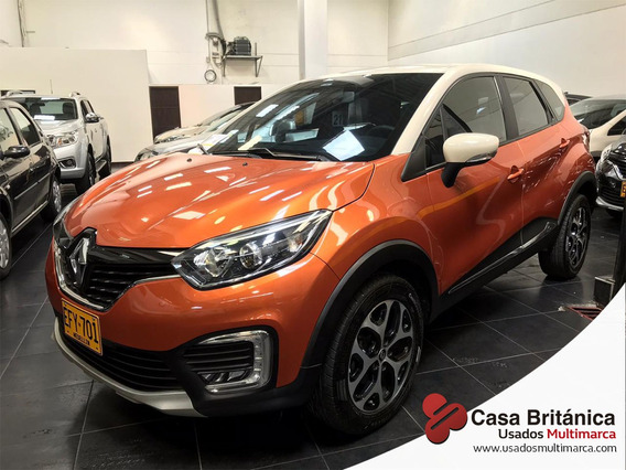 Renault Captur Intens 2000cc Automatica 4x2 Gasolina