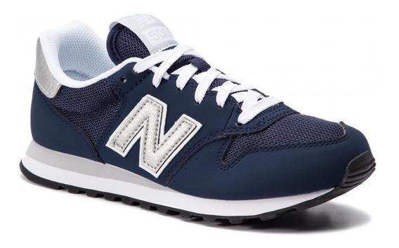 Tenis Masculino New Balance Marinho Original Couro Sneakers