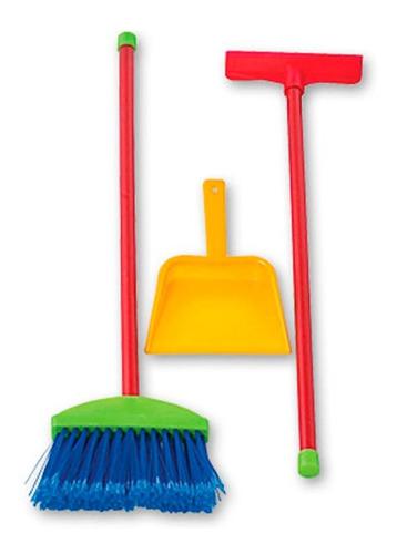Set Limpieza Duravit - Escoba Y Secador Juguete Niños