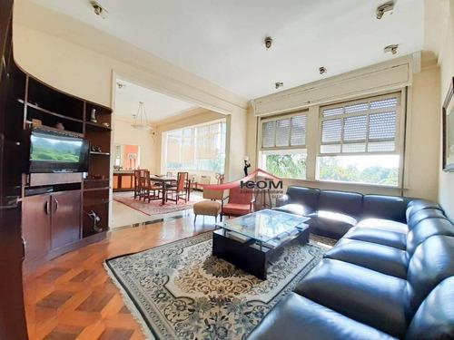 Imagem 1 de 27 de Apartamento Com 4 Dormitórios À Venda, 202 M² - Flamengo - Rio De Janeiro/rj - Ap4427