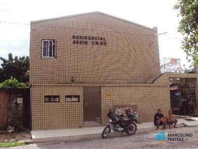 Apartamento Residencial Para Locação, Barra Do Ceará, Fortaleza. - Codigo: Ap1927 - Ap1927