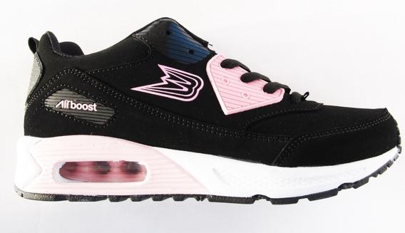 Tenis Sneakers Deportivos Para Mujer Marca Boost Air 045
