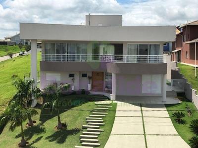 Casa Em Condomínio, Residencial Dos Lagos, Itupeva - Ca09174 - 33749721