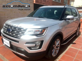 Ford Explorer Limited 3.5 Tp 4x4