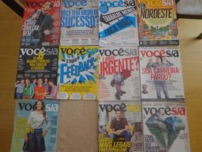 Revista Voce S/a Edições De 2014