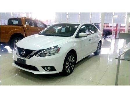 Nissan Sentra 2.0 Sv Flex Aut. 4p Branco