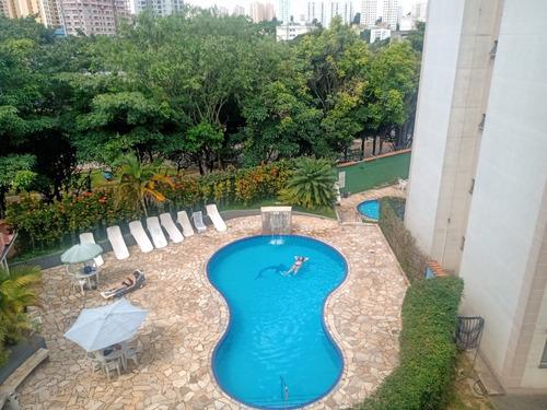 Ótimo Apartamento Com Piscina No Butantã Fl48