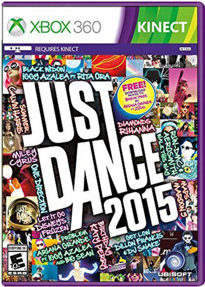 Just Dance 2015 - Mídia Física - Xbox 360 Lacrado !