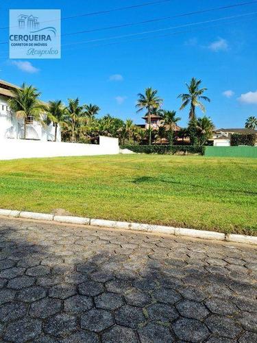 Imagem 1 de 8 de Terreno À Venda, 2000 M² Por R$ 2.100.000,00 - Acapulco - Guarujá/sp - Te0056