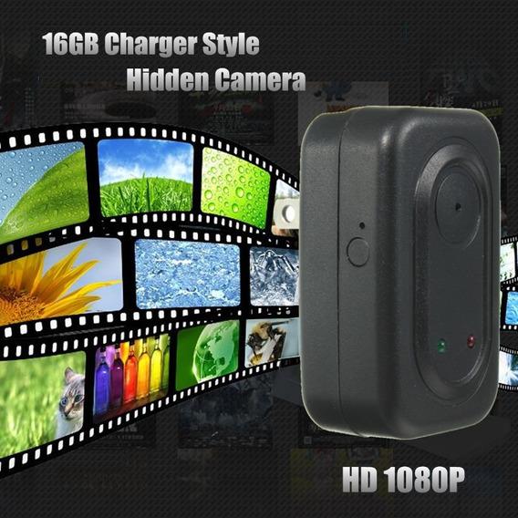 Full Hd 1080 P Câmera Escondida Dvr Gravação Vídeo Carregado