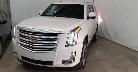 Cadillac Escalade 2019 5p Esv Platinum P V8/6.2 Aut