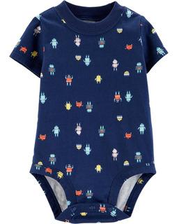 Body Carter´s Bebes Nena/varon Manga Corta