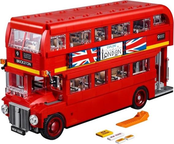 Lego Creator London Bus 10258 Original Bricktoys