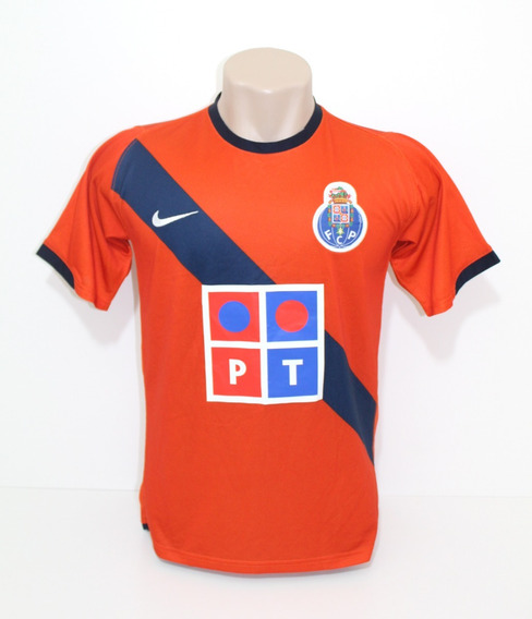 Camisa Original Porto 2006/2007 Away #3 Pepe