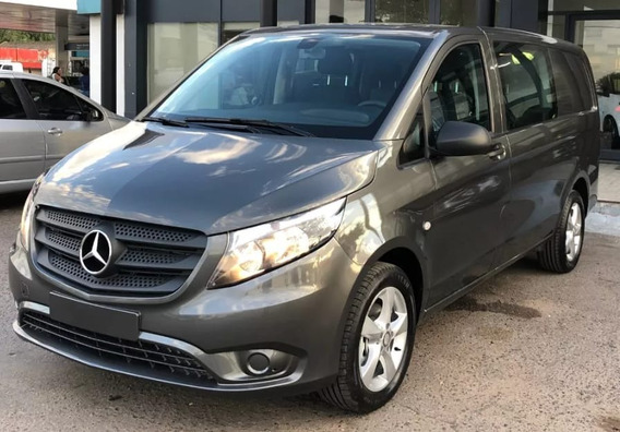 Mercedes-benz Vito 1.6 111 Cdi Furgon Mixto Plus Aa 114cv