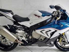 Bmw S 1000 Rr 2016 Azul