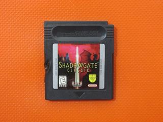 Shadowgate Classic | Original Para Nintendo Game Boy Color