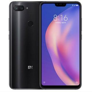 Smartphone Xiaomi Mi 8 Lite Midnight Black 4gb Ram 64gb Rom