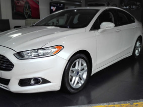 Ford Fusion 2.5 Se Luxury 2015