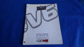 Manual Blazer Sistema Diagnóstico Bordo Obd1+ *digitalizado*