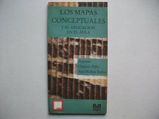 Los Mapas Conceptuales Aplicación Aula - Peña / Molina Rubio