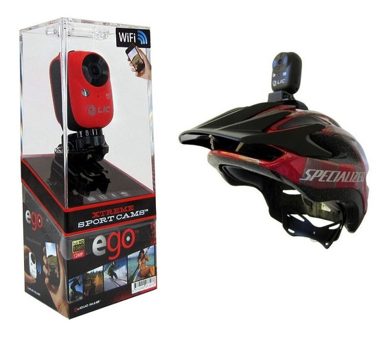 Camara Video On Board Liquid Image Hd 1080 Motoscba