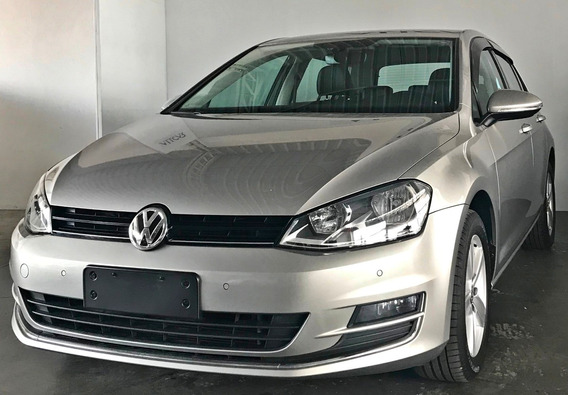 Volkswagen Golf 1.4 Tsi Highline Aut Prata 2017/17