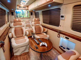 Mercedes Benz Sprinter Premier Confort By Imperial Vans