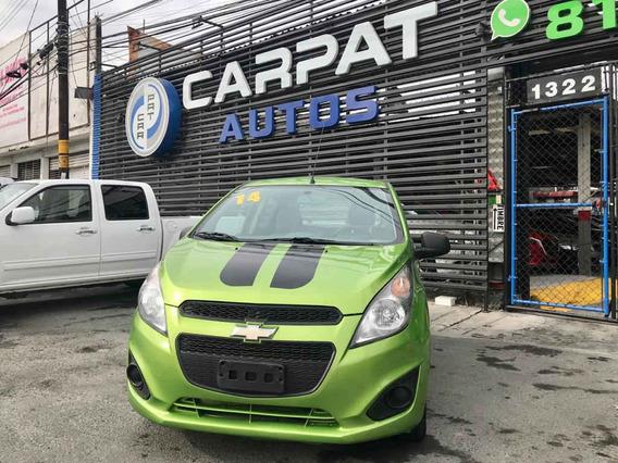 Chevrolet Spark 2014 5p Ls Cargo L4/1.2 Man