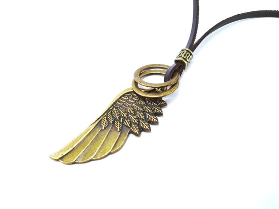 Colar Angel Wing Gold