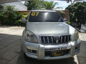 Toyota Land Cruiser Prado 2007/2007 3.0 4x4 Completa Aut D