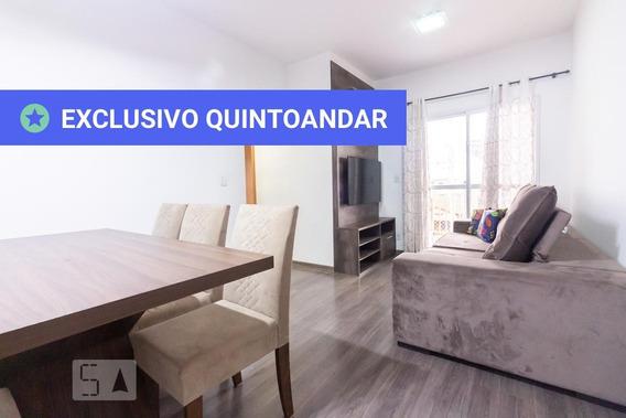 Apartamento No 2º Andar Com 3 Dormitórios E 1 Garagem - Id: 892949144 - 249144