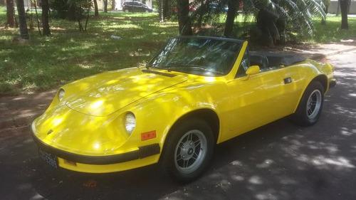 Puma Gtc 1982 Placas Pretas
