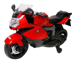 Motocicleta Montable Chrome Wheels Bmw Eléctrica
