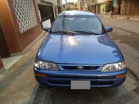 Vendo Camioneta Toyota Corolla Station Wagon 2001