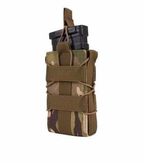 Porta Magazine Carregador Rifle Airsoft Aeg Mag Multicam Mid