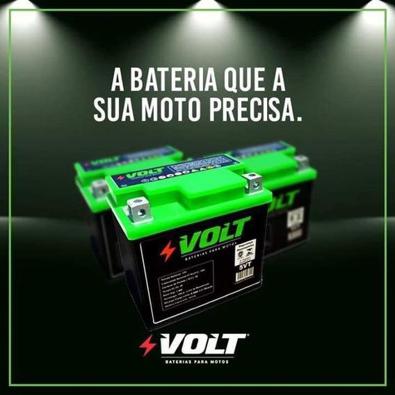 Bateria 5amp Volt Moto Pedal E Partida