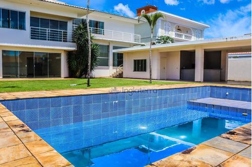 Casa, 950 M² - Venda Por R$ 8.500.000,00 Ou Aluguel Por R$ 20.000,00/mês - Condomínio Royal Golf Residence - Londrina/pr - Ca1294