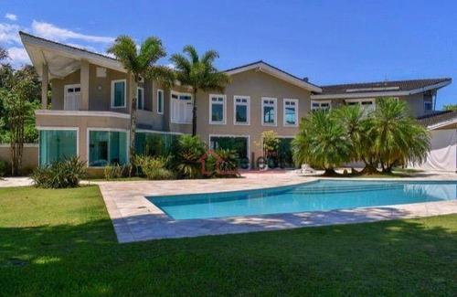 Casa À Venda, 600 M² Por R$ 2.900.000,00 - Acapulco - Guarujá/sp - Ca0076