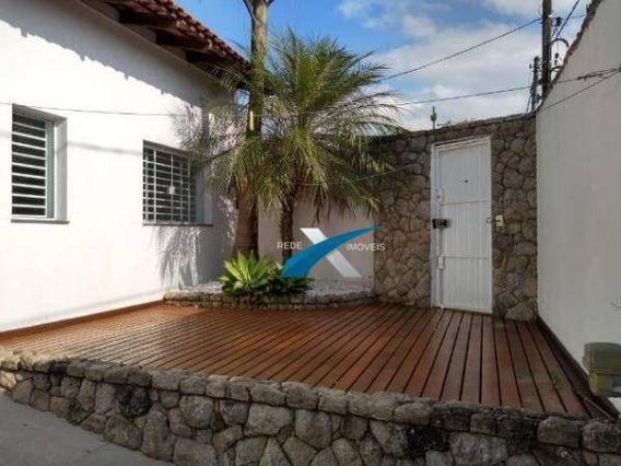 Casa Com 3 Dormitórios À Venda, 180 M² Por R$ 490.000 - Alto Ipiranga - Mogi Das Cruzes/sp - Ca0772
