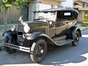 Ford A 1930 Doble Faeton
