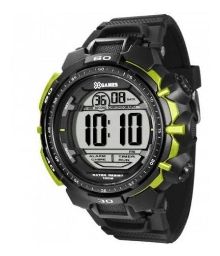 Relógio X-games Masculino Digital Xmppd402 Bxpx