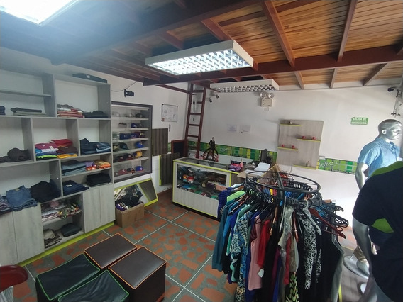 Bello Local Equipado En Tariba. Rossi Marquez