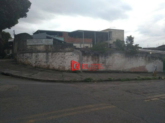 Terreno À Venda, 309 M² Por R$ 450.000,00 - Bosque Dos Eucaliptos - São José Dos Campos/sp - Te1041